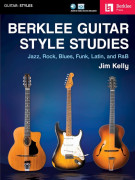 Berklee Guitar Style Studies (book/Audio Video Online)
