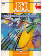 Jazz trax improvise + CD play along for electronic keyboard or acoustic piano