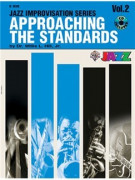 Approaching The Standards vol.2 (book/CD play-along)