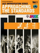 Approaching The Standards vol.1 Rhythm Section (book/CD play-along)
