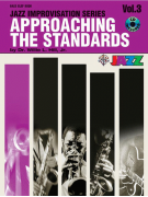Approaching The Standards Vol. 3 - Bass Clef (book/CD)
