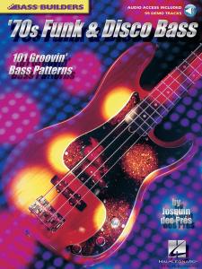 '70s Funk & Disco Bass (Book/CD)