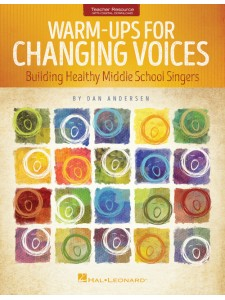 Warm-Ups for Changing Voices (book/Audio Access)