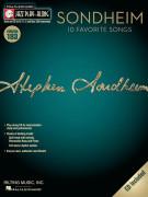 Jazz Play-Along Volume 183: Sondheim (book/CD)