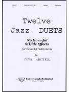 Twelve Jazz Duets (Trombones)