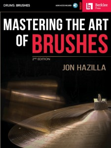 Mastering the Art of Brushes (Book/ Online Audio)