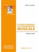 Attività sequenziali di apprendimento musicale - Registro tonale
