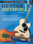 21st Century Guitar Method 1 (book/CD)