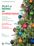 Play A Song of Christmas (Alto Saxophone)