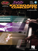Pop Keyboard Concepts (book/Audio Online)