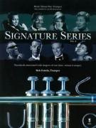 Signature Series Vol.3 - Music Minus One Trumpet (score/CD)