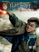 Harry Potter Instrumental Solos Saxophone (book/CD play-along