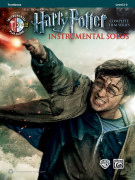 Harry Potter Instrumental Solos Trombone (book/CD play-along)