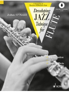 Developing Jazz Technique for Flute (book/CD)