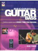 Recording Guitar and Bass (book/CD)