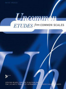 Uncommon Etudes from Common Scales