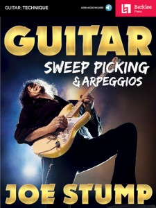 Guitar Sweep Picking & Arpeggios (book/Audio Online)