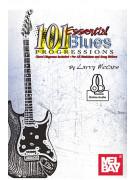 101 Essential Blues Progressions (Book/CD)