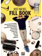Jost Nickel's Fill Book (bbok/CD MP3)