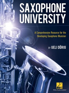 Saxophone University