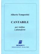 Cantabile - Per violino e pianoforte