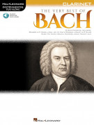 The Very Best of Bach for Clarinet (book/Audio Online)