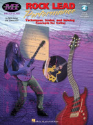 Rock Lead Performance (book/CD)