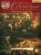 Christmas Classics:  Beginning Piano Solo Play-Along Volume 5 (book/CD)