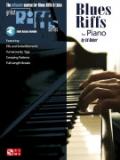 Blues Riffs for Piano (book/CD)