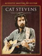 Cat Stevens: Acoustic Masters For Guitar
