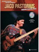 Jaco Pastorius - Modern Electric Bass (libro/DVD) Edizione italiana