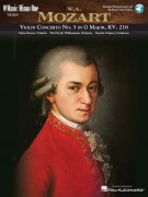 Mozart – Violin Concerto No. 3 in G Major, KV216 (book/Audio Online)