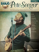 Pete Seeger: Banjo Play-Along Volume 5 (book/CD)