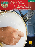 Old-Time Christmas: Banjo Play-Along Volume 4 (book/CD)