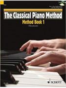 The Classical Piano Method: Method Book 1 (book/CD)