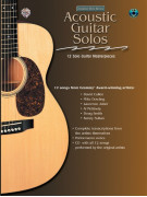 Acoustic Masterclass: Acoustic Guitar Solos (Book/CD)