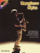 Saxophone Style (book/CD play-along)