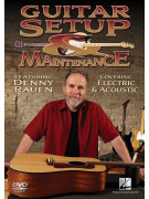 Guitar Setup And Maintenance - Electric And Acoustic (DVD)