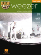 Weezer: Guitar Play-Along Volume 106 (book/CD)