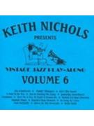 Vintage Jazz Play Along Volume 6 (CD/chord booklet)
