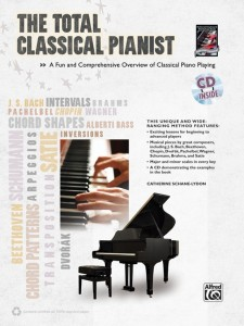 The Total Classical Pianist (book/CD)