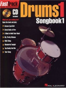 Fast Track: Drums Songbook 1 (book/CD play-along)