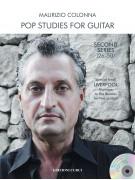 25 Pop Studies for Guitar - Second Series (libro/CD)