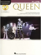 Queen - Instrumental Play-Along for Flute (Book/Audio Online)