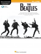 The Beatles - Instrumental Play-Along for Flute (Book/Audio Online)