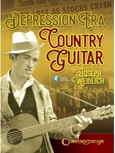 Depression Era Country Guitar (book/Audio Online)