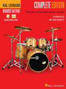 Hal Leonard Drumset Method – Complete Edition (book/Video & Audio Online)