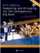 Composing and Arranging for the Contemporary Big Band (libro/CD)