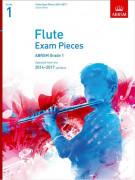 ABRSM Flute - Exam Pieces 2014-2017 Grade 1