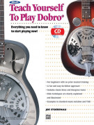 Alfred's Teach Yourself to Play Dobro (book/CD)